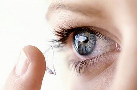 Đeo kính áp tròng làm mắt yếu đi phải không ạ #kínháptròng #mắt ?