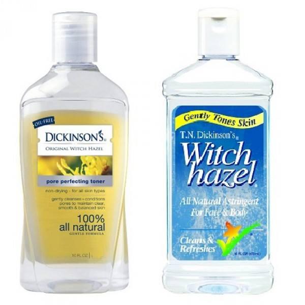 Đã ai dùng 2 loại toner Dickinson's Original Witch Hazel và Dickinson's Witch Hazel, cho e xin ý kiến ạ?