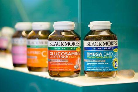 Loại nào của thuốc Blackmores dành cho người da bị mụn và thâm?