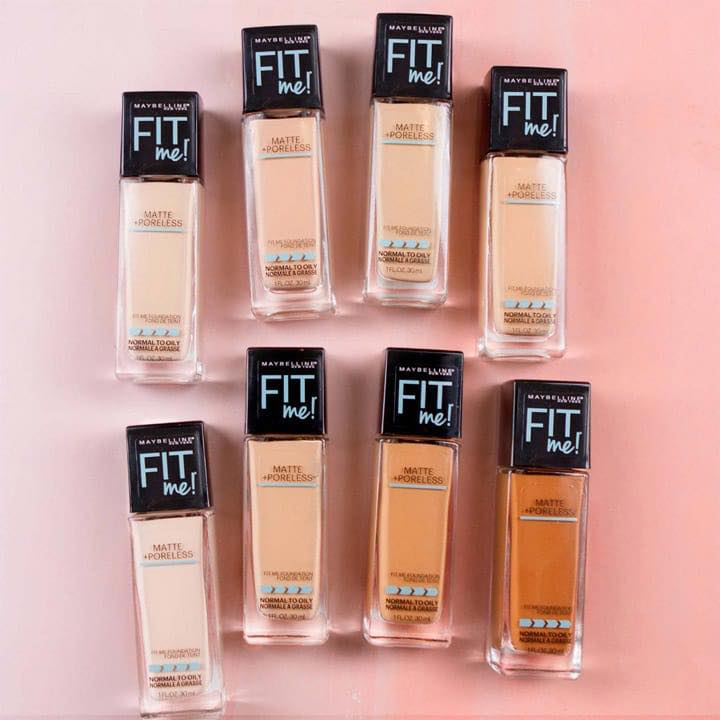 Xin review về Foundation của Catrice, Maybeline, Rimmel, Loreal?