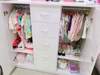 Có ai biết mua tủ đựng đồ cho bé ở đâu và giá cả bao nhiêu không ạ?