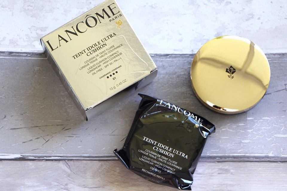 Xin tư vấn về cushion Lancome?