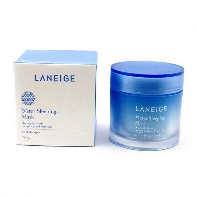Ai đã dùng mặt nạ ngủ Laneige Water Sleeping Mask rồi cho mình xin ít review với ạ?
