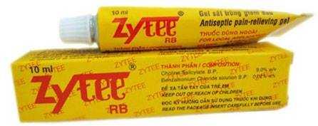 Cho mình hỏi về thuốc Zytee với ạ, mình cảm ơn?
